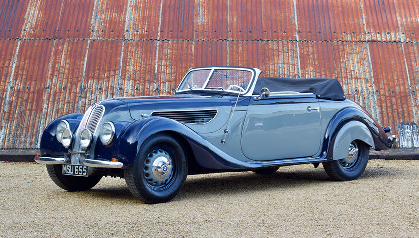 1939 BMW 327/28 For Sale (picture 1 of 6)