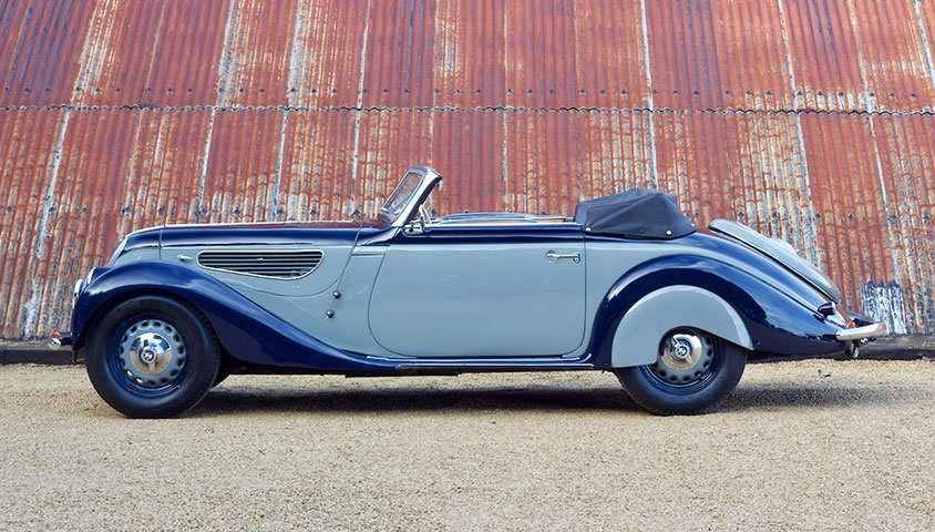 1939 BMW 327/28 For Sale (picture 2 of 6)