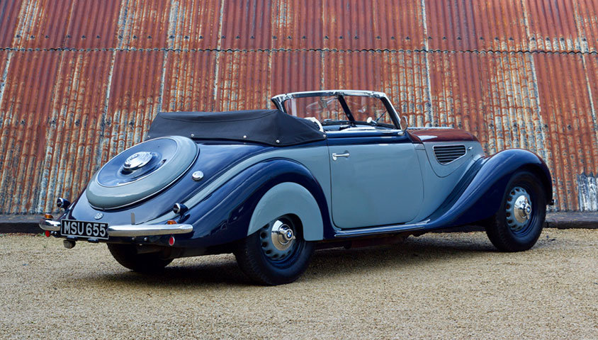 1939 BMW 327/28 For Sale (picture 3 of 6)