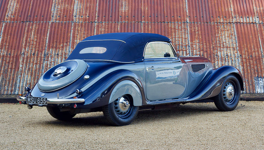 1939 BMW 327/28 For Sale (picture 4 of 6)