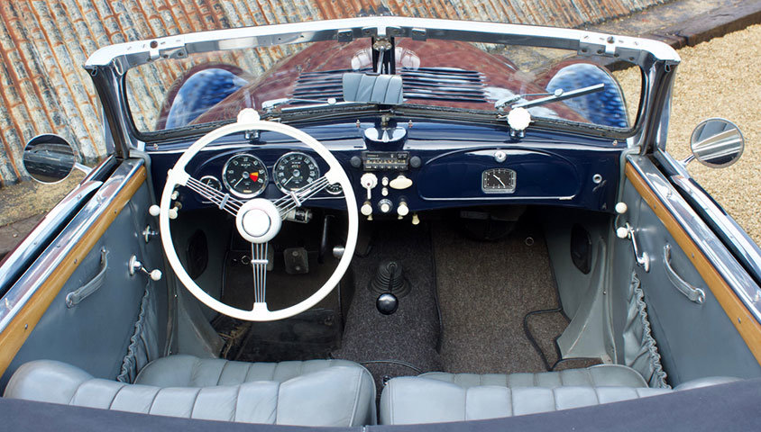 1939 BMW 327/28 For Sale (picture 5 of 6)