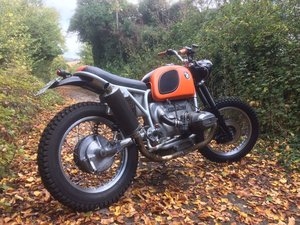 1977 Bmw R60 scrambler special For Sale