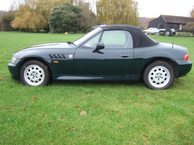 1999 BMW Z3 1.9i Roadster only 34000 miles For Sale (picture 4 of 6)