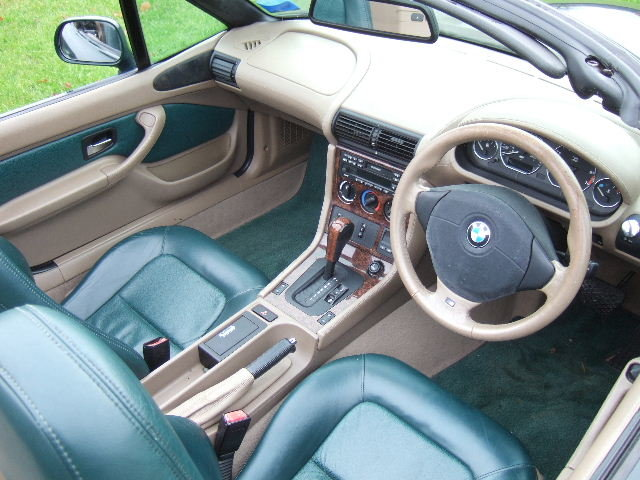 1999 BMW Z3 1.9i Roadster only 34000 miles For Sale (picture 6 of 6)