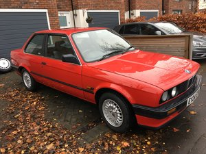 1988 BMW 316  E30 2 Door Fantastic Condition For Sale