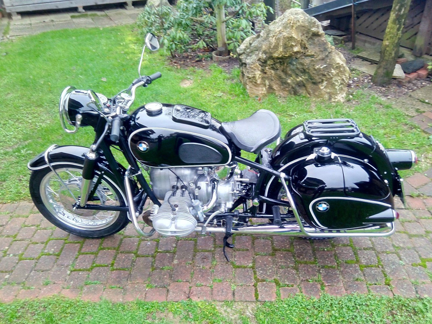 1961 BMW R69S HISTORICAL WINNER  KAISER POWER KIT 750cc For Sale (picture 2 of 6)