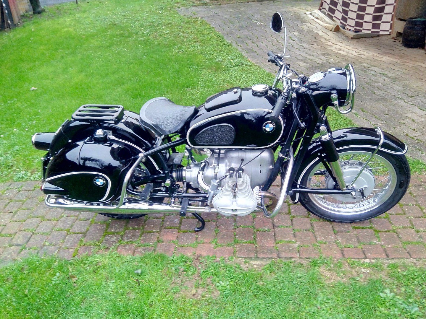 1961 BMW R69S HISTORICAL WINNER  KAISER POWER KIT 750cc For Sale (picture 4 of 6)