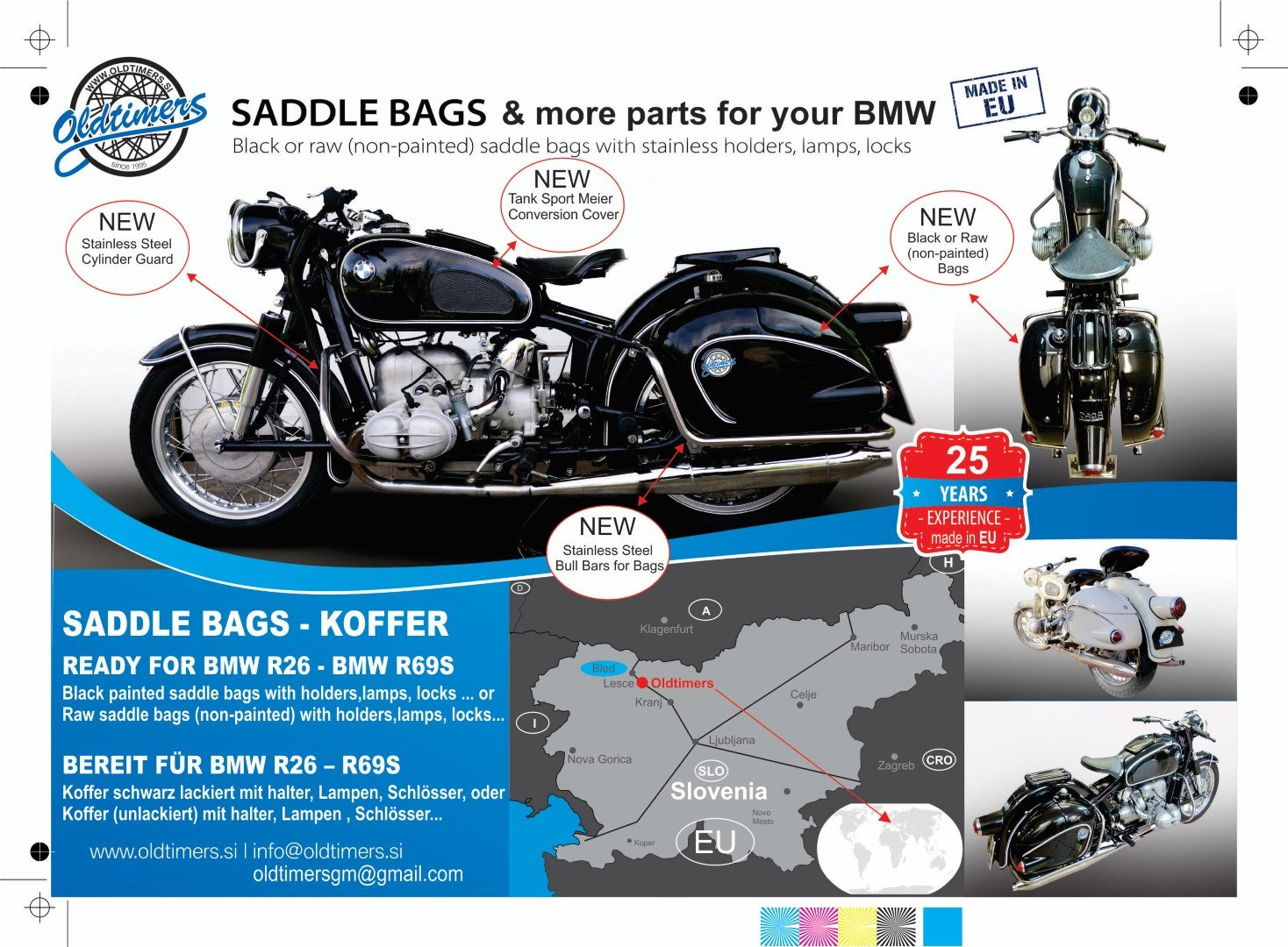 1961 BMW R69S HISTORICAL WINNER  KAISER POWER KIT 750cc For Sale (picture 5 of 6)