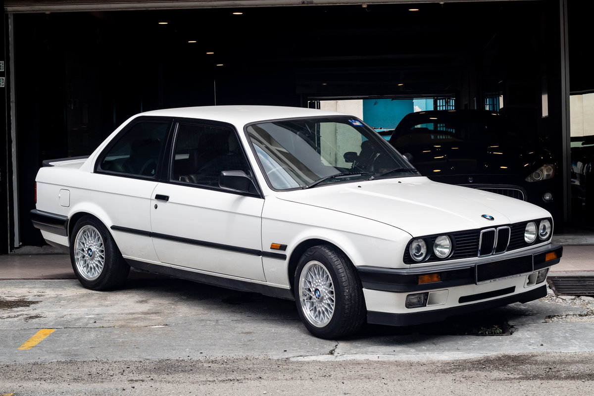 BMW 316i 1989 For Sale (picture 1 of 6)