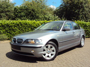 Picture of 2004 An EXCEPTIONAL BMW 318i SE Auto - ONLY 30,000 MILES FSH For Sale