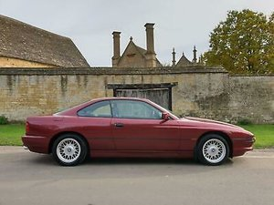 1991 BMW 850i 5.0 V12 For Sale
