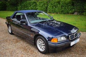 1999 BMW 318i Convertible Automatic E36 SOLD