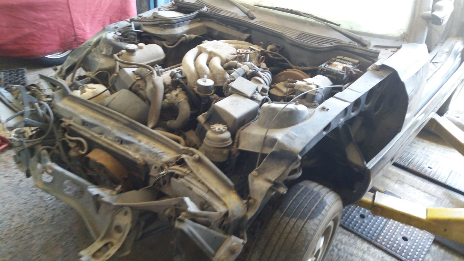 1990 BMW Z1 Breaking salvage parts SOLD (picture 1 of 6)