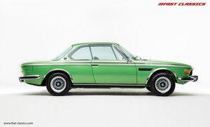 1972 BMW 3.0 CSL // UK RHD // FULL RESTORATION // GREAT HISTORY