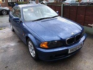 1999 BMW 323 CI Auto For Sale