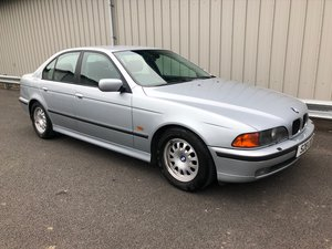 1998 S BMW 5 SERIES E39 2.8 528I SE 4D 190 BHP MANUAL For Sale