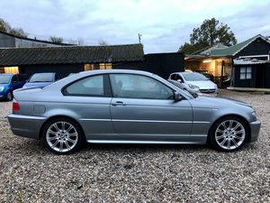 2004 BMW 325 Ci M SPORT COUPE AUTO For Sale