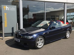 2004 BMW 318i Convertible For Sale