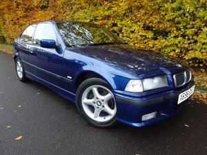2000 BMW Compact M Sport *52,000 Miles 1.9 316i E36 For Sale