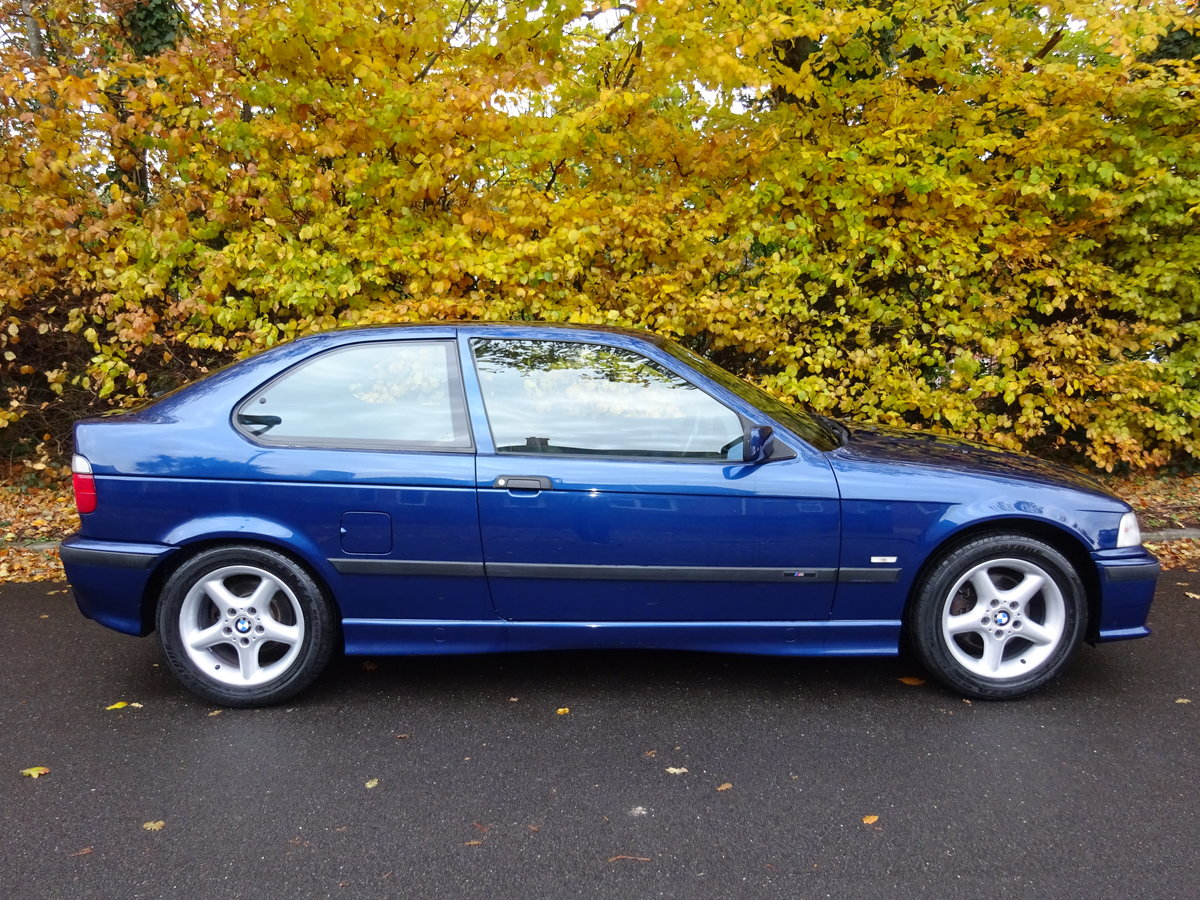 2000 BMW Compact M Sport *52,000 Miles 1.9 316i E36 For Sale (picture 2 of 6)