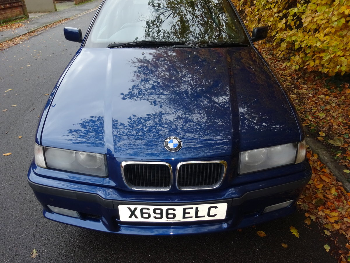 2000 BMW Compact M Sport *52,000 Miles 1.9 316i E36 For Sale (picture 6 of 6)
