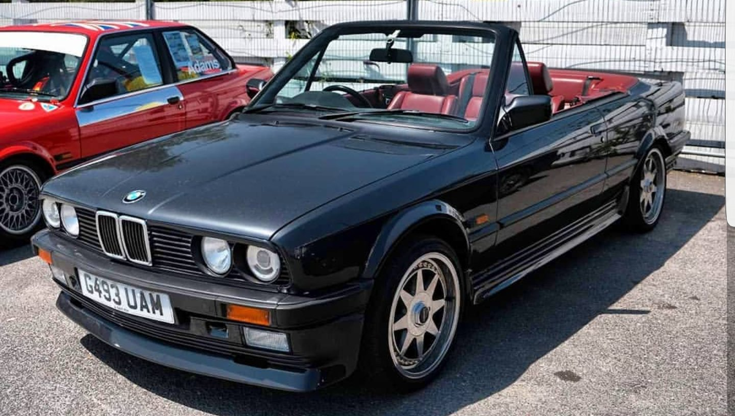 1990 BMW E30 320i Zender Edition  For Sale (picture 1 of 6)