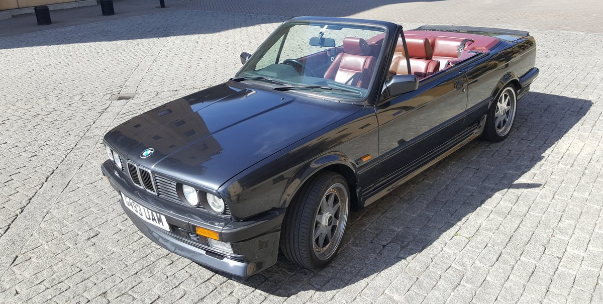 1990 BMW E30 320i Zender Edition  For Sale (picture 3 of 6)