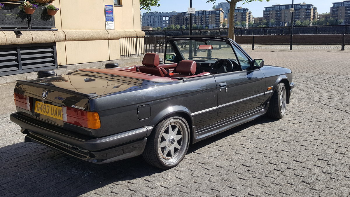 1990 BMW E30 320i Zender Edition  For Sale (picture 4 of 6)