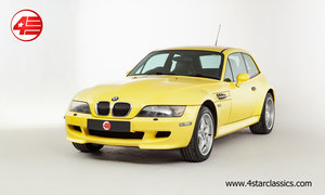 2000 BMW Z3M Coupe /// 63k Miles For Sale