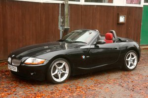 2003 BMW Z4 3.0 Si Manual For Sale