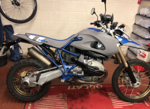 2005 BMW HP2 Enduro ( only 3000 made! ) only 602 miles