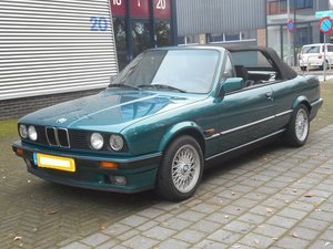 1992 SPECIAL PRICED ! BMW 318i convertible For Sale