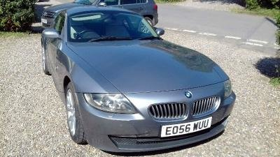 2006 BMW Z4 3.0i SE For Sale by Auction