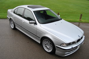 1999 E39 540i 4.4 V8 - 1 Owner with Low Mileage SOLD