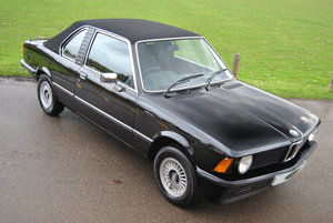 1979 BMW 3 SERIES 316 BAUR CABRIOLET For Sale
