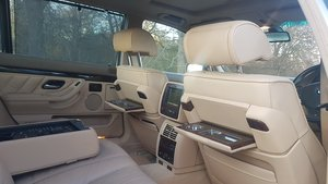 2000 Bmw 7 series 750il v12 e38 facelift 1owner uk car For Sale