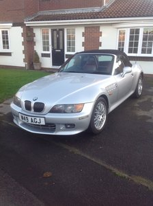 2000 BMW 2.8 Straight 6 Z3 Widebody Facelift Model