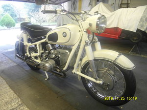 1958 BMW R60 For Sale