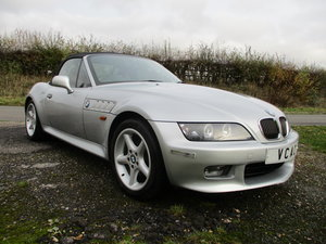 2000 BMW Z3 2.0 Roadster Automatic. For Sale