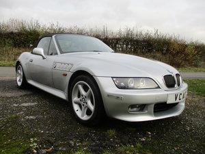 2000 BMW Z3 2.0 Roadster Automatic.