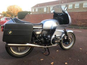 1977 R100RS Very early example. Great condition.