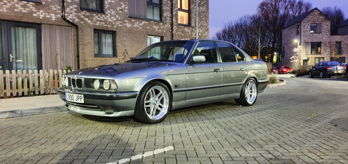 1994 BMW E34 525I Sport Manual  For Sale (picture 1 of 6)