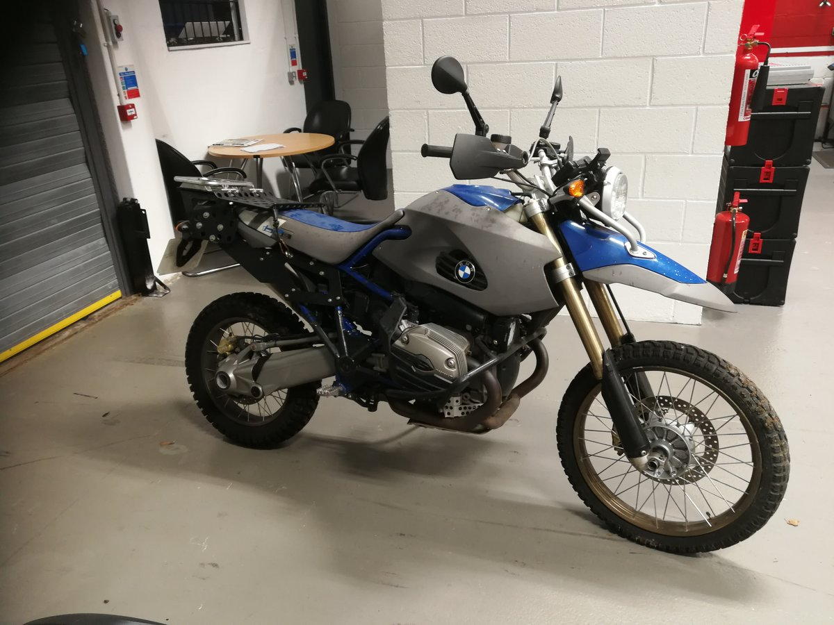 2006 Perfect BMW HP2 Enduro For Sale. 2100 miles only For Sale (picture 3 of 6)