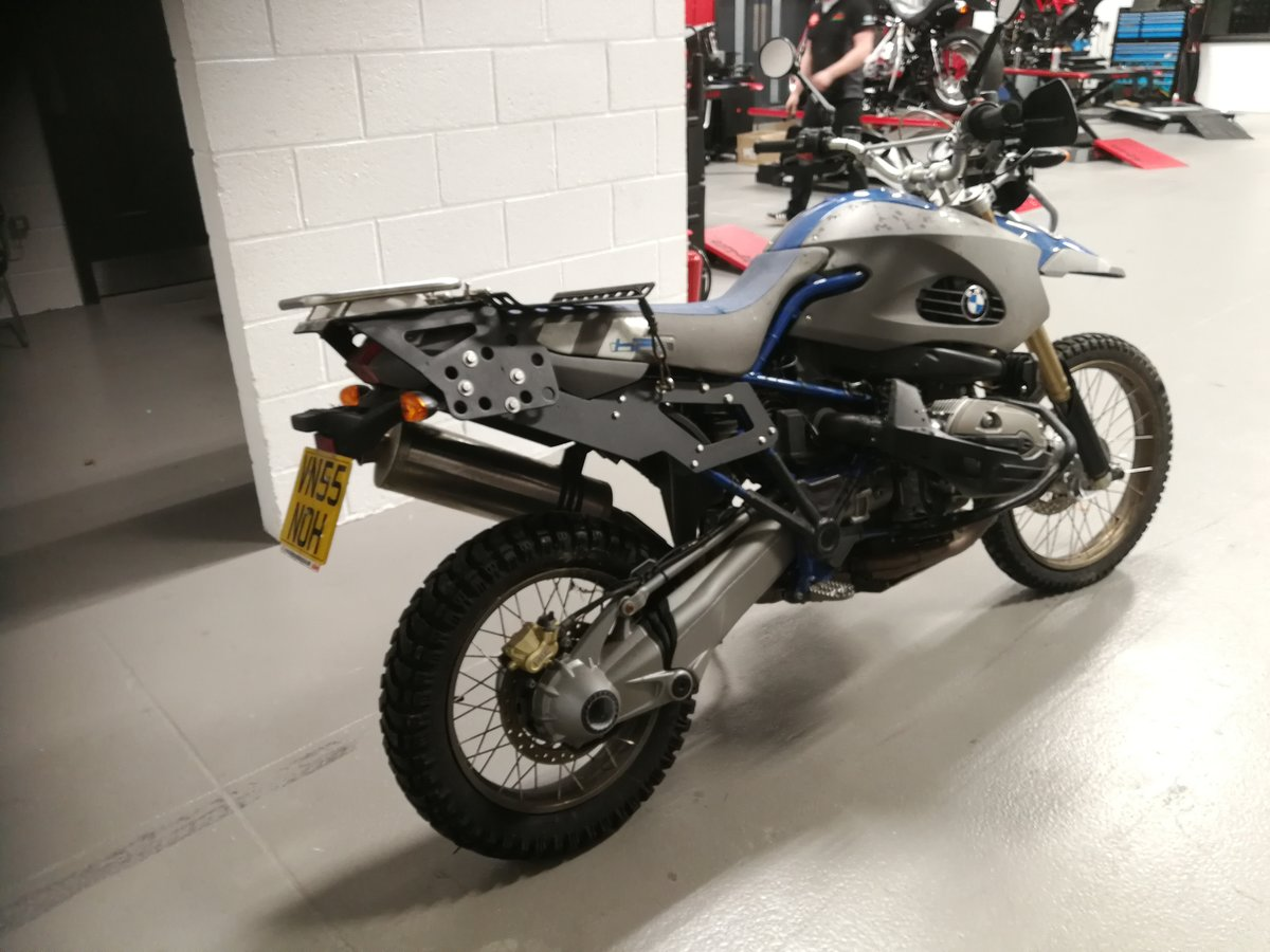 2006 Perfect BMW HP2 Enduro For Sale. 2100 miles only For Sale (picture 5 of 6)