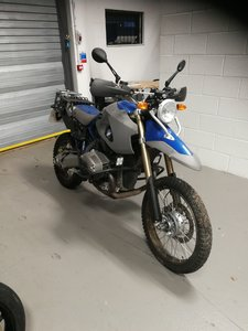 2006 Perfect BMW HP2 Enduro For Sale. 2100 miles only