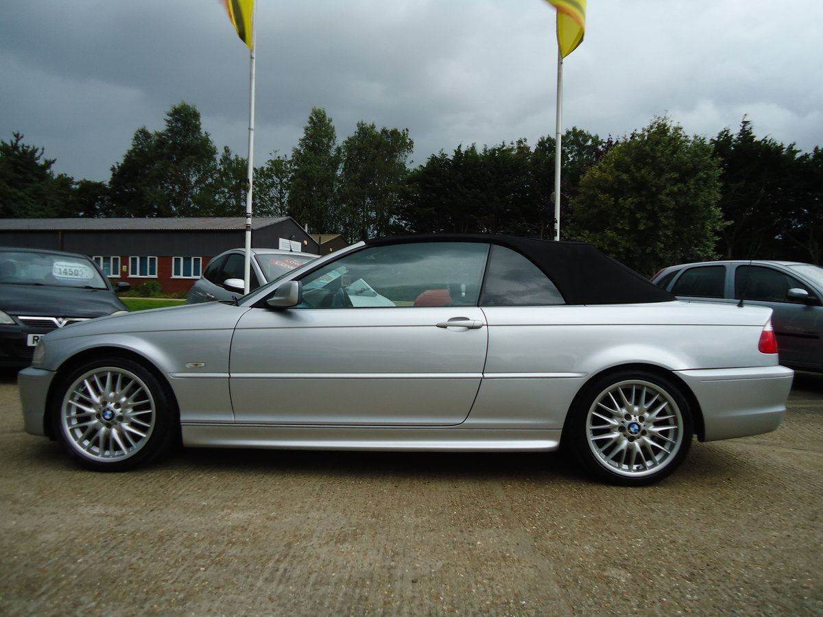 2003 SPORT CONVERTIBLE WITH REMOVABLE HARDTOP For Sale (picture 5 of 6)