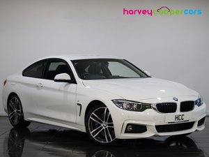 BMW 4 Series 430i M Sport 2dr Auto [Professional Media] 2017 For Sale