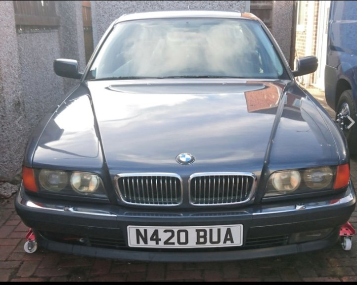 1995 Bmw 740 il  4.0l v8,needs recommissioning ,may p/x For Sale (picture 6 of 6)