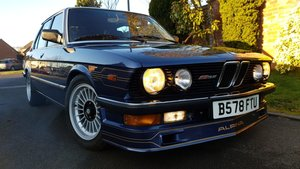1985 Alpina b9 3.5 61k miles rust free uk reg For Sale