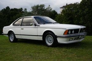 1983 BMW 635 CSI ONLY 75k  EX. ORIGINAL CONDITION  For Sale